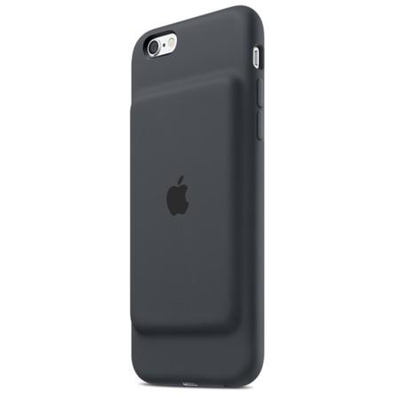 Apple anuncia (por fin) su funda oficial con batería para el iPhone 6/6s