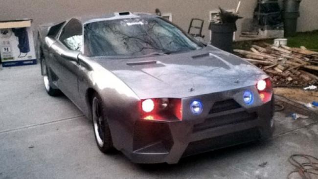 Chevrolet Camaro Interceptor