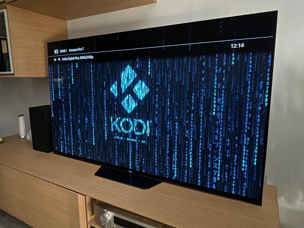 Kodi 19 Matrix: ya podréis descargar la Release Candidate con soporte para el códec AV1 y mejoras en el HDR