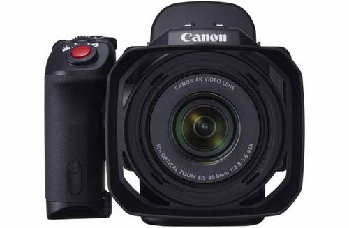 """Canon se toma en serio la grabación 4K con la """"compacta"""" pero profesional XC10"""