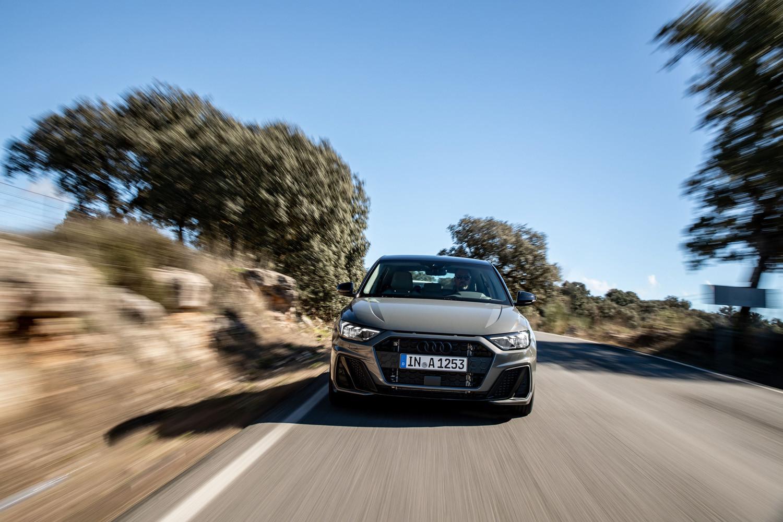 Foto de Audi A1 2018, toma de contacto (9/172)