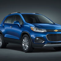 Así es el nuevo Chevrolet Trax que no rodará por nuestras carreteras