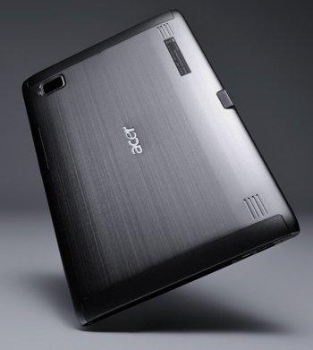Acer por fin da pistas de sus tablets con Android