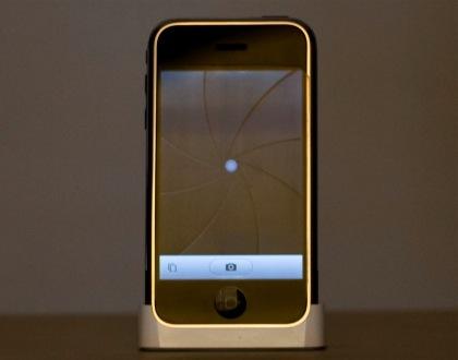 El iPhone es el teléfono con cámara mas popular de Flickr