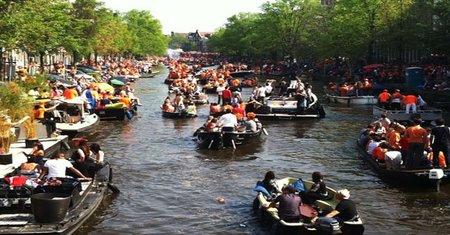 Queen´s day 2011: En la fiesta grande de Holanda