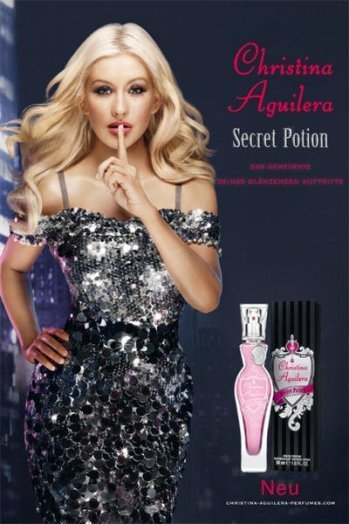 El secreto de Christina Aguilera que mejor huele