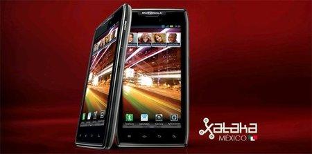 Motorola RAZR MAXX gratis con Telcel