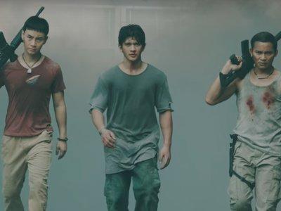 Iko Uwais y Tony Jaa pelean juntos en el tráiler de 'Triple Thread': una gloriosa dosis de patadas voladoras