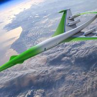 La NASA plantea una nueva generación de aviones supersónicos