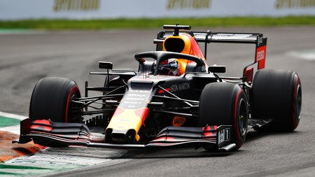 Verstappen Italia F1 2019