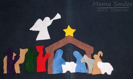 Manualidades Navidad Belen 10