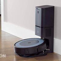 Olvídate hasta de vaciar su depósito: el Roomba i3+ con estación de autovaciado está rebajado en 150 euros en Amazon