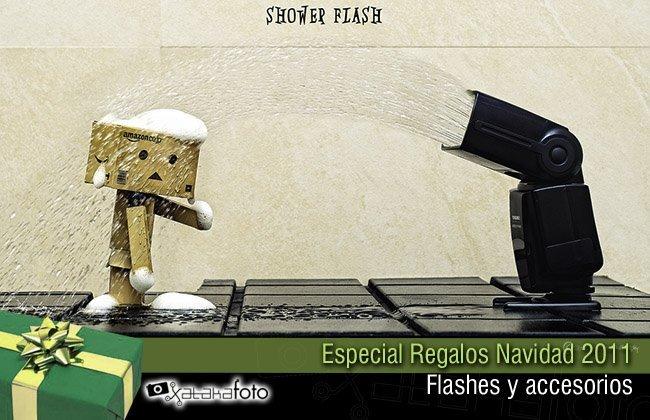 Cabecera especial navidad 2011: flashes y accesorios de iluminación