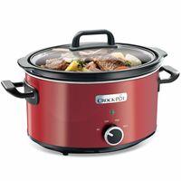 La olla de cocción lenta Crock-Pot SCV400RD-050 de 3,5 litros de capacidad a 36,71 euros con envío gratis en Amazon