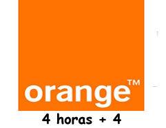 Tarifa 4 horas + 4 Orange para empresas y autónomos