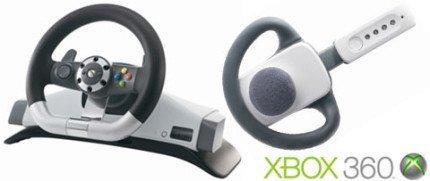 [Games Convention 06] Microsoft anuncia los precios de su volante y su headset para la 360