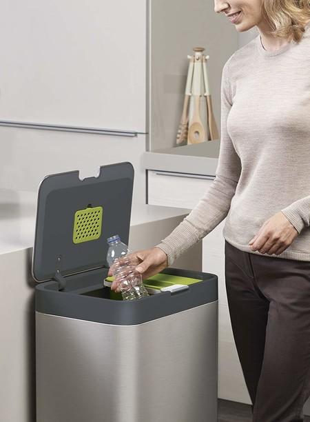 Cubos de reciclaje Amazon