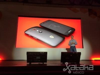 Moto G Ferrari Edition, precio y disponibilidad con Nextel