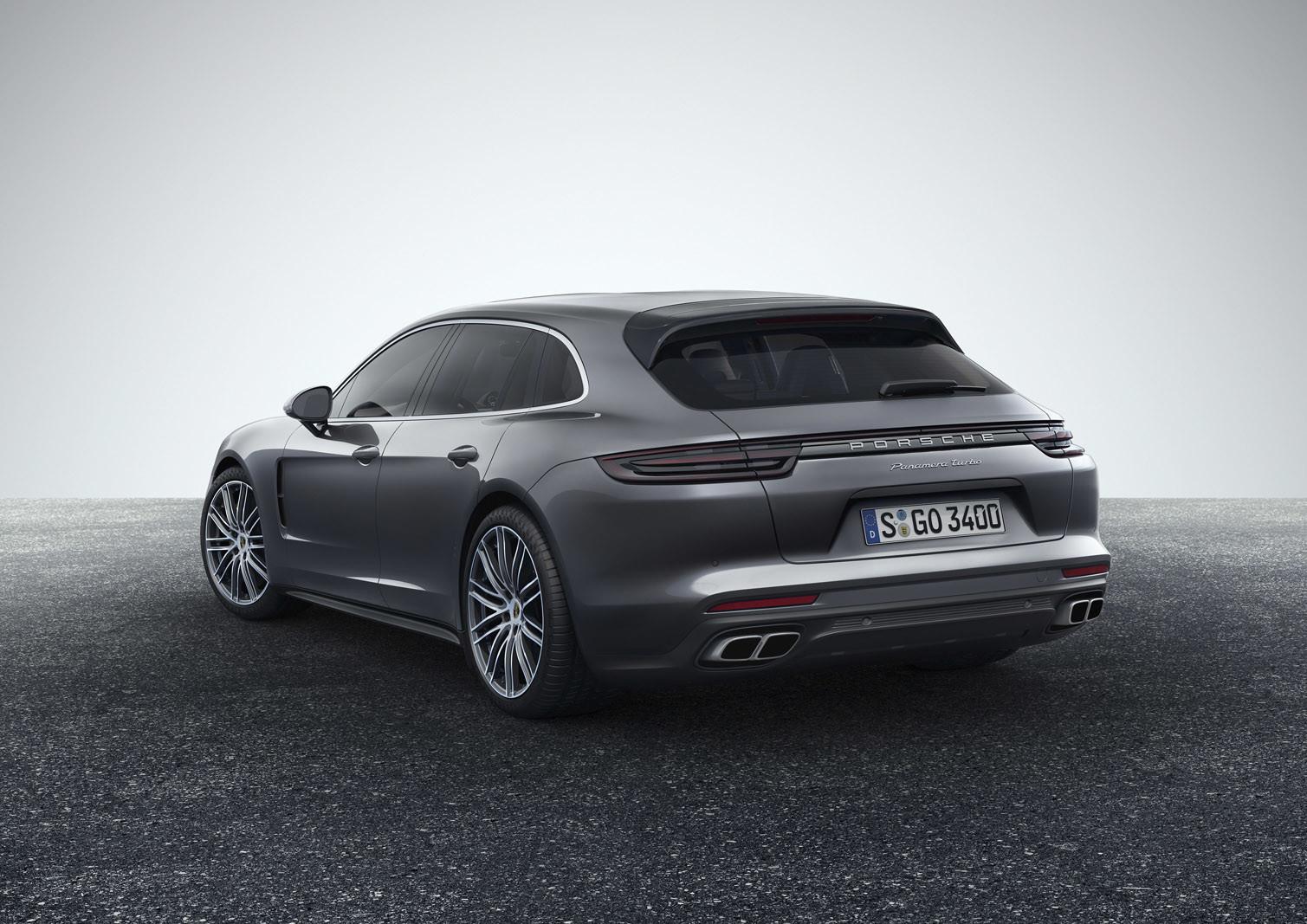 Foto de Porsche Panamera Sport Turismo, toma de contacto (11/75)