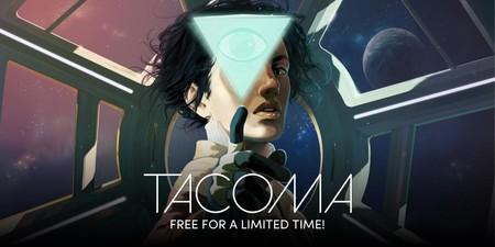 Tacoma gratis para PC, Mac y Linux por tiempo muy limitado en Humble Bundle