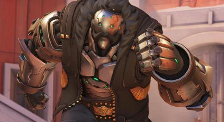 Overwatch bob