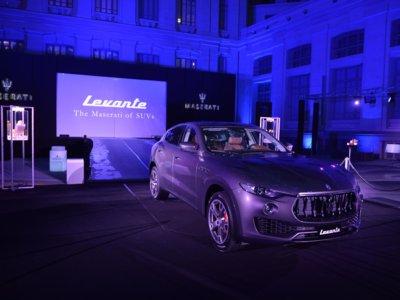 Hemos toqueteado el Maserati Levante y estas son nuestras primeras impresiones