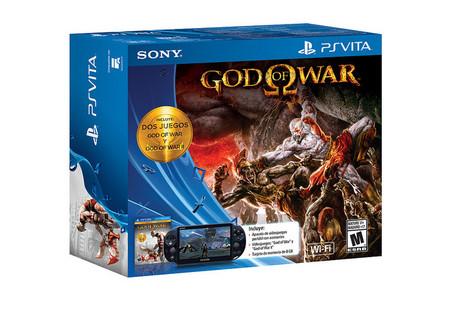 El PS Vita Slim en bundle con 'God of War Collection' ya tiene fecha de salida en México
