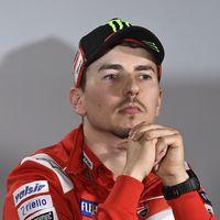La salida de Jorge Lorenzo de Ducati es casi oficial según ha dejado caer Claudio Domenicali