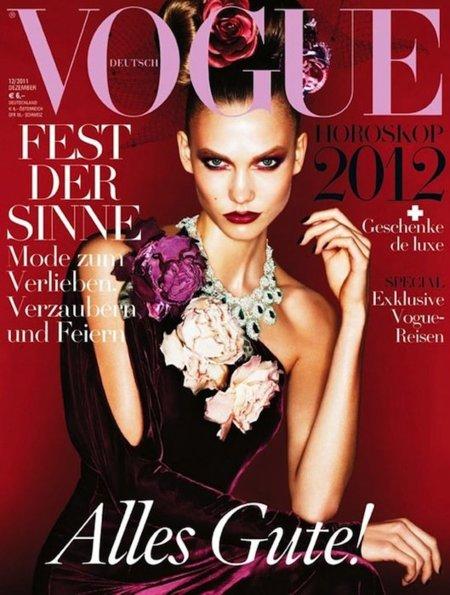 Vogue Alemania: la manera más chic de despedir el año