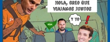 Twitter convierte en meme la nueva campaña de Iberia