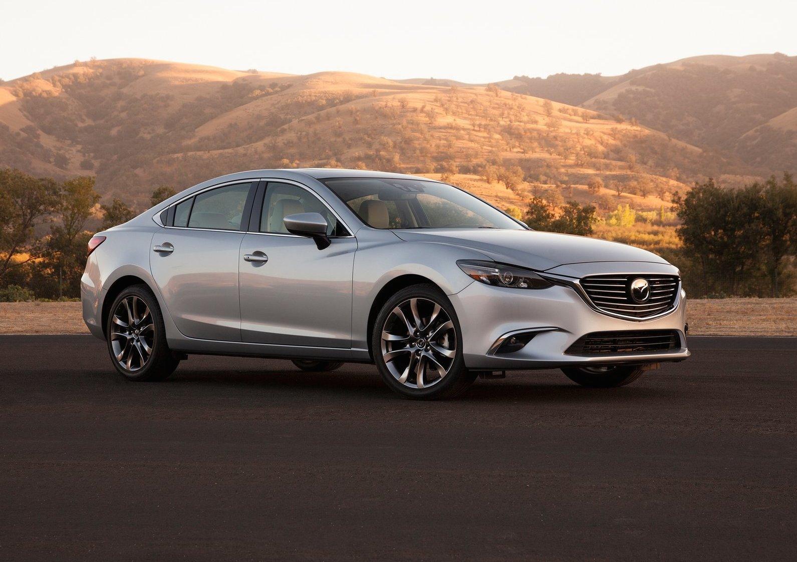 Foto de Mazda 6 2016 (1/25)