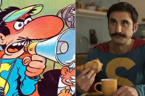 'Superlópez': todo lo que define al cómic original que la película no ha sabido adaptar