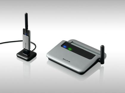 Belkin Wireless USB Hub ya se vende en España
