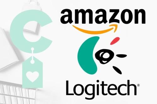 Ofertas de Amazon en periféricos Logitech: teclados, ratones, web cam y mandos para presentaciones a precios ajustados