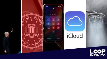 Apple y el FBI, contraseñas alfanuméricas, la ducha de Tim Cook... La semana del podcast Loop Infinito
