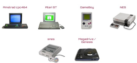 Más emuladores y consolas emulados por Chameleon