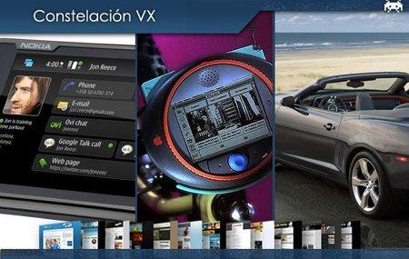 Imágenes con textura, prototipos de Apple y el impresionante Chevrolet Camaro convertible. Constelación VX (XXV)