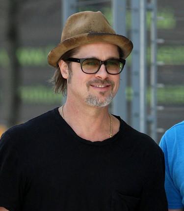 Brad Pitt, Ricky Martin... Los famosos visten el negro (y sin alistarse en la Guardia de la Noche)