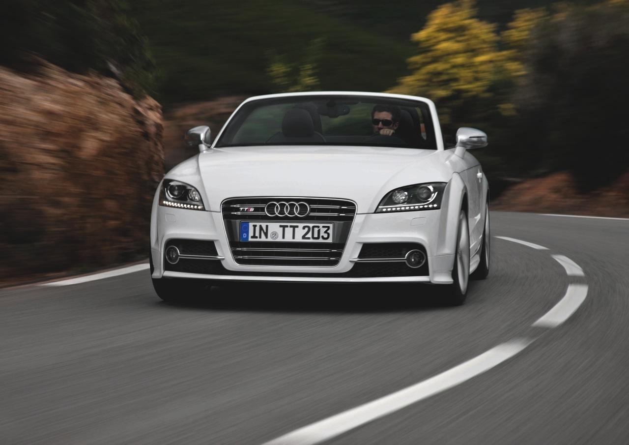 Audi Tt Roadster 2010 2 38