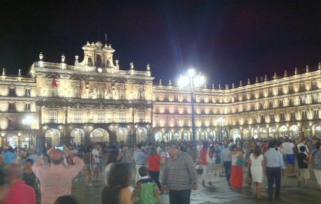 Salamanca Iluminada