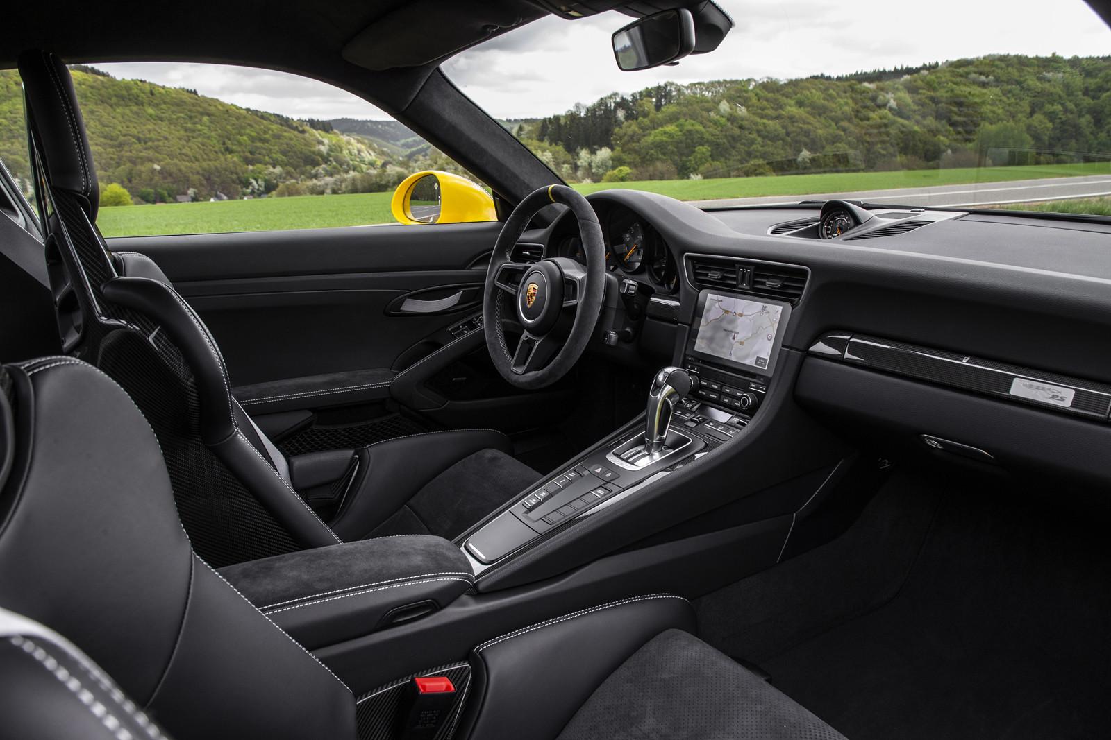 Foto de Porsche 911 GT3 RS 2018 (prueba) (26/33)