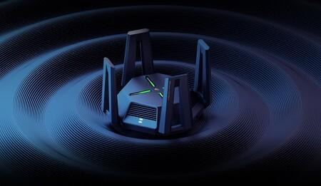 Xiaomi lanzará en España el Mi Router AX9000, un potente router con forma de nave espacial y WiFi 6 de hasta 8.354 Mbps