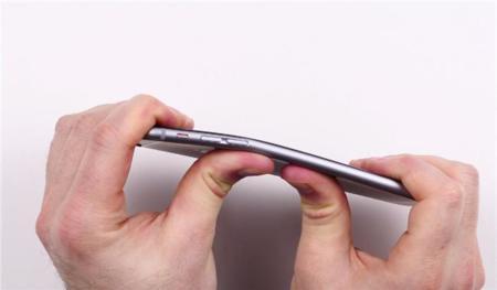 El iPhone 6 tiene una característica sorpresa: se dobla