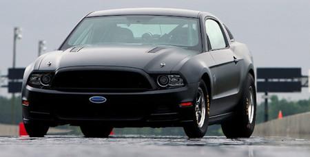 2014 Ford Mustang Cobra Jet, debut en vídeo