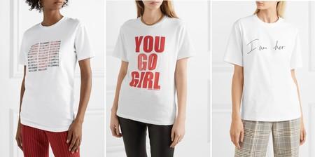 Dia De La Mujer Net A Porter Camisetas 01