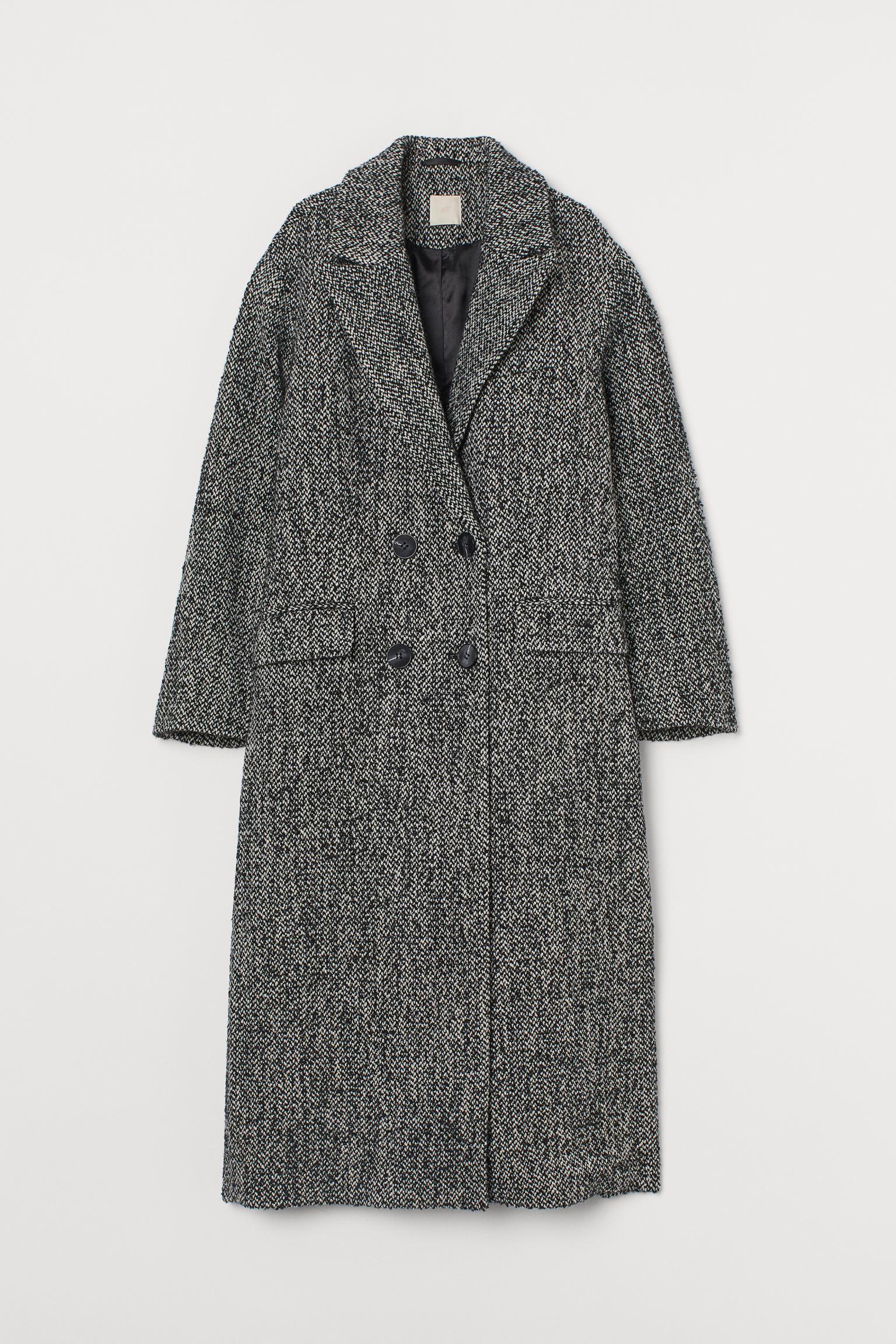 Abrigo de lana H&M