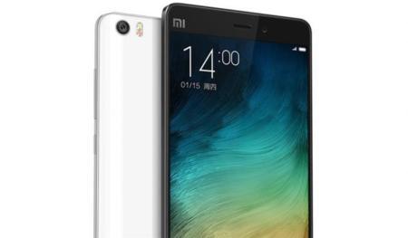 Llega el Mi Note, el phablet de gama alta de Xiaomi. La imagen de la semana