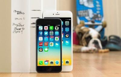 Y Apple acertó de pleno haciendo crecer a sus iPhones. La imagen de la semana