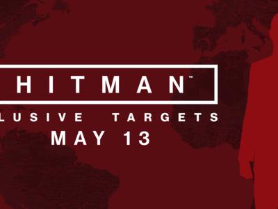 El primer objetivo escurridizo llega este 13 de mayo a Hitman y sólo habrá una oportunidad para eliminarlo