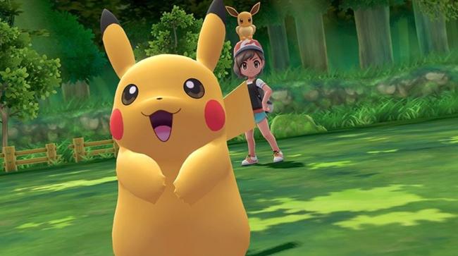 Pokémon Let's GO: Pikachu y Let's GO: Eevee nos muestra Ciudad Celeste y la región de Kanto en su nuevo tráiler e imágenes